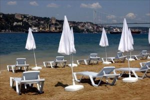 ساحل شنی فلوریا استانبول