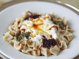 مانتی غذای معروف ترکیه
