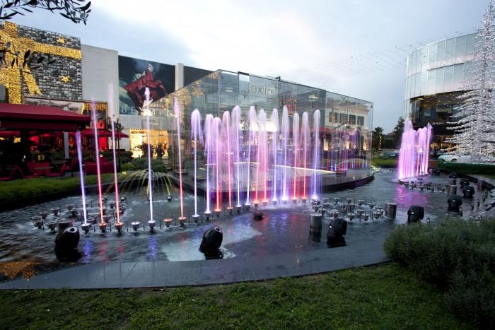 مرکز خرید ایستینیه پارک استانبول