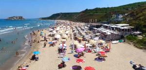 ساحل شنی شیله استانبول
