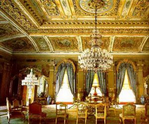 کاخ موزه توپکاپی استانبول