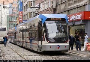آموزش استفاده از مترو استانبول