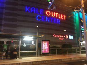 مرکز خرید کاله اوت لت سنتر استانبول