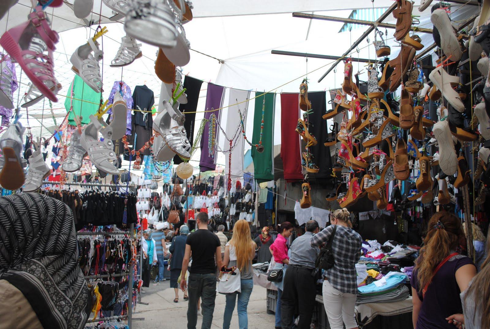 شنبه بازار باکرکوی استانبول